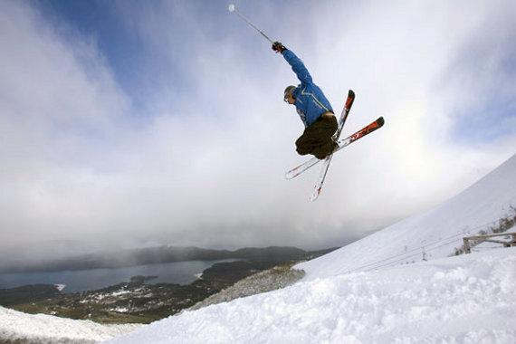 esqui en patagonia