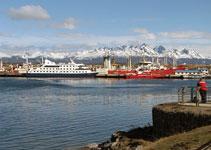 cruceros en la patagonia