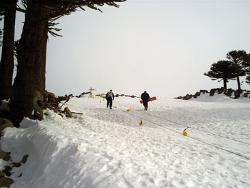 primeros pinos esqui