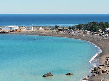 La costanera de Comodoro