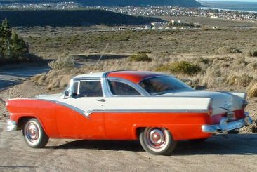 Ford Copue 56, comodoro