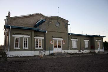 Museo Paleontológico Astra de Comodoro