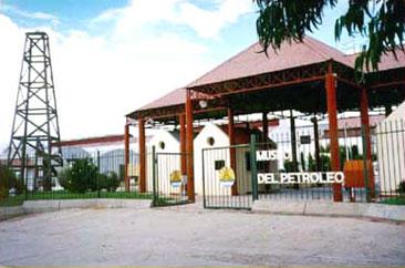 Museo Nacional del Petróleo de Comodoro