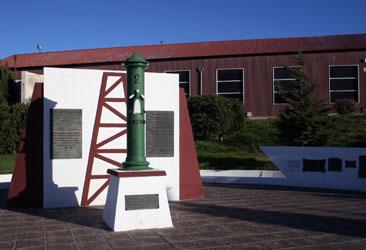 Museo del Petróleo en Comodoro