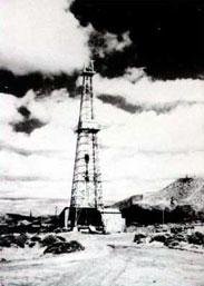 Pozo petrolero, Comodoro