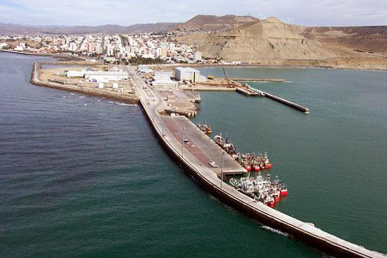 Puerto de ultramar de Comodoro