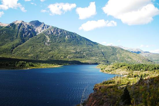 lago epuyen, cerro pirque