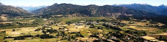 Vista de El Hoyo