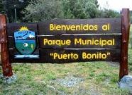 Parque Puerto Bonito, epuyen