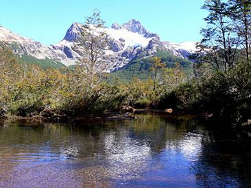 Lago Baguilt, Esquel