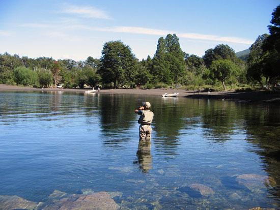 Pesca en Esquel