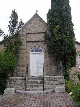 capillas gaiman