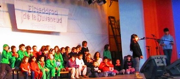 Eisteddfod juventud, Gaiman
