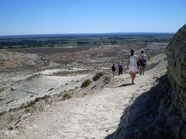 Parque Paleontológico en Gaiman