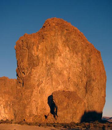Piedra Parada En Gualjaina