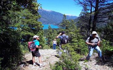 Trekking Lago Puelo
