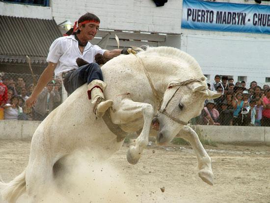 Fiesta Cordero, Madryn