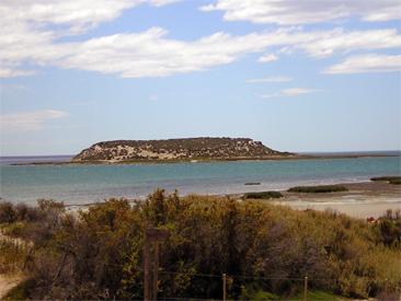 Isla de los Pájaros, Puerto Madryn