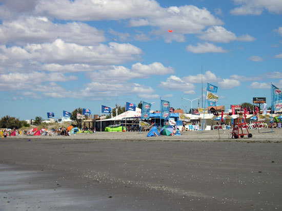 Playas en madryn
