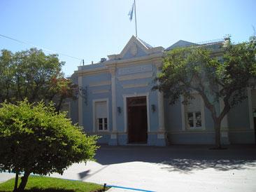 Casa de gobierno de Rawson