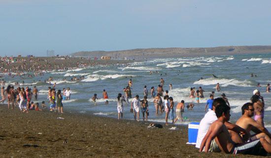 Playa Unión, rawson