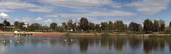 Laguna Chiquichano, Trelew