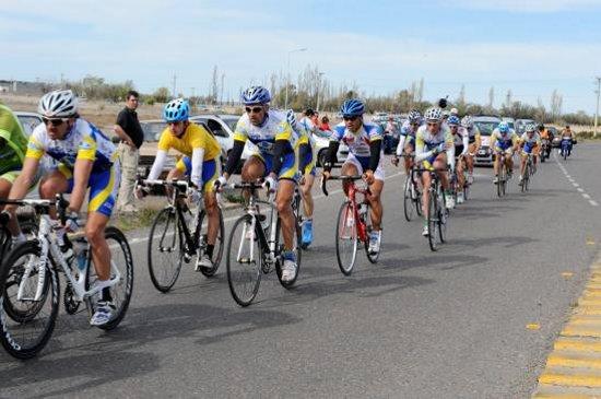 Vuelta al Valle, ciclismo trelew