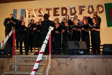 eisteddfod coro