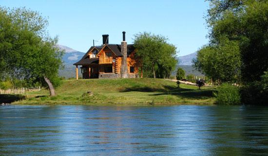 Río fulaleufu, trevelin