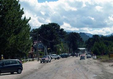 Centro de Aluminé
