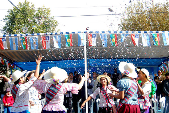 fiesta intercultural pulmari