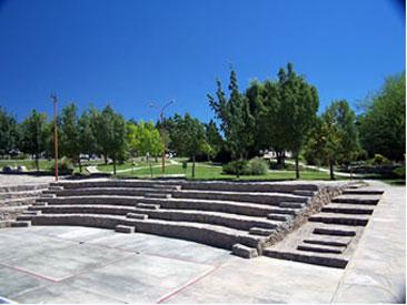 Anfiteatro en Andacollo