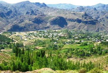 valle de Chos Malal