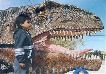 maqueta-dinosaurio