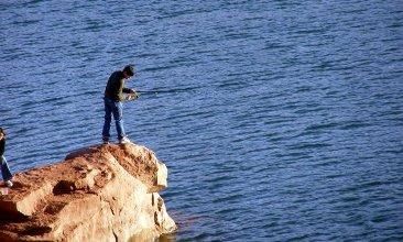 pesca El Chocón