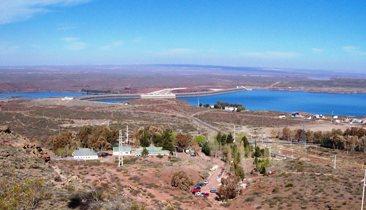 represa El Chocón