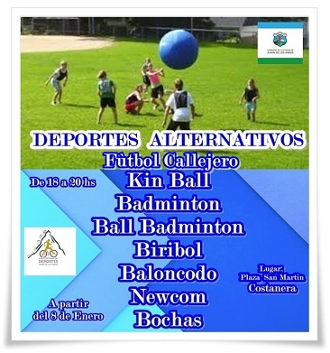 actividades verano 2020 patagonia