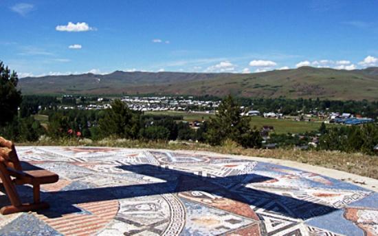Vista desde Via Crucis