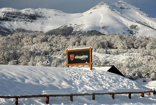 chapelco esqui