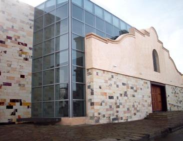 Museo Olsacher en Zapala