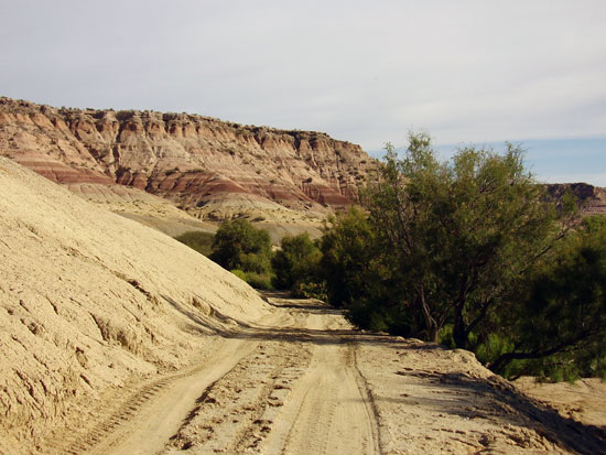 Valle de la Luna, Catriel