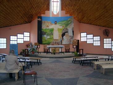 capilla chimpay