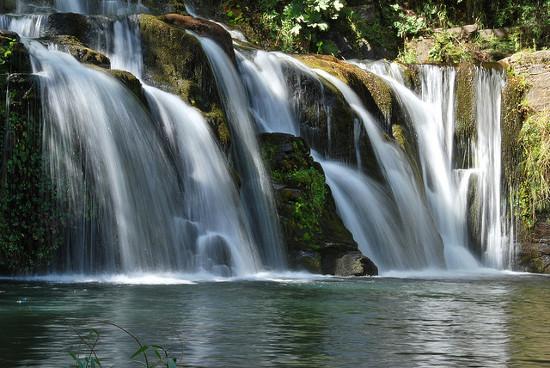 Cascada Mallín Ahogado, El Bolsón