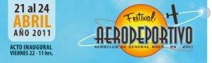 Festival aereo Roca