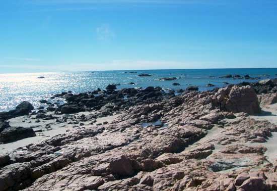 Punta Colorada en Playas Doradas