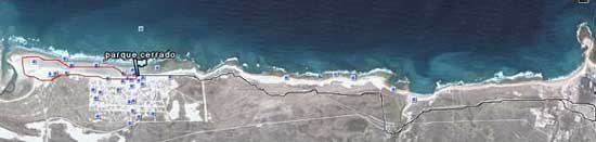 Circuito triatlón Playas Doradas