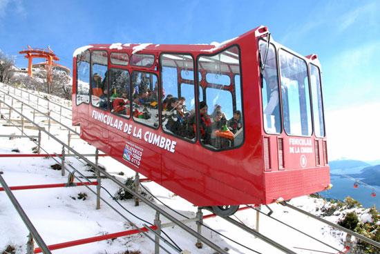 Funicular cerro Otto, Bariloche