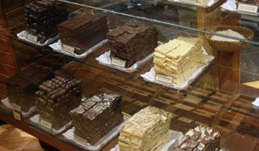 Chocolates Bariloche