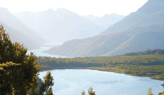 Lago Steffen, cerca de Bariloche