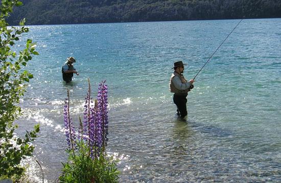 Pesca Bariloche